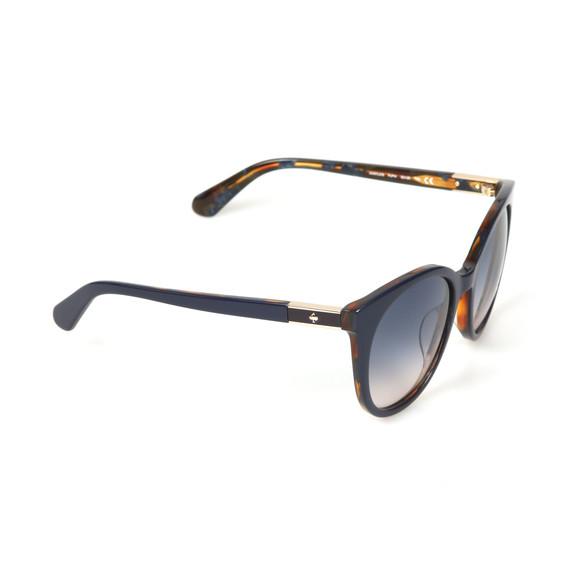 Kate Spade Womens Blue Akayla/S Sunglasses main image