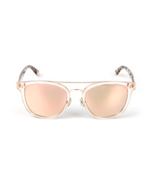 Kate Spade Womens Pink Jalicia/F/S Sunglasses