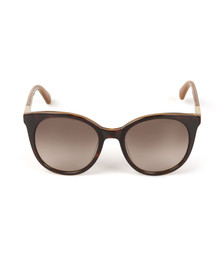 Kate Spade Womens Brown Akayla/S Sunglasses