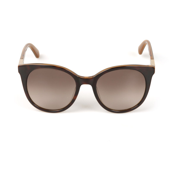 Kate Spade Womens Brown Akayla/S Sunglasses main image