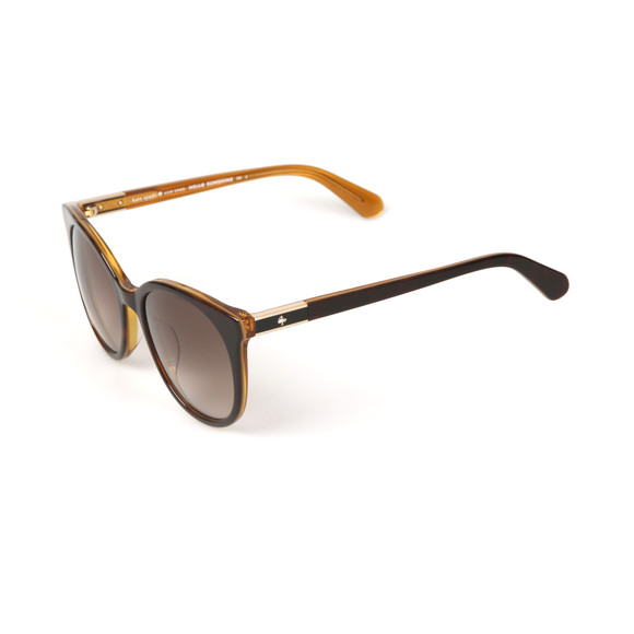 Kate Spade Womens Brown Akayla/S Sunglasses main image