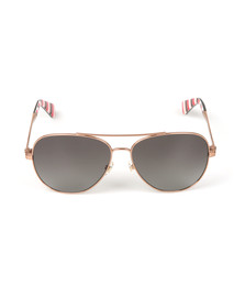Kate Spade Womens Red Avaline 2/S Sunglasses