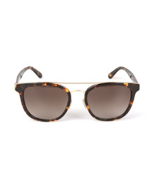 Kate Spade Womens Brown Jalicia/F/S Sunglasses