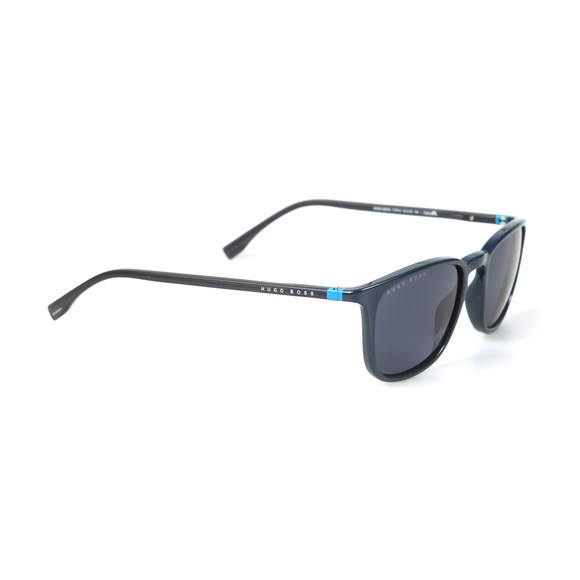 BOSS Mens Blue 0960/S Sunglasses