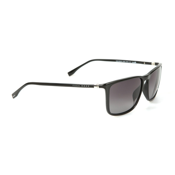 BOSS Mens Black 0665 Sunglasses