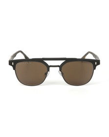 BOSS Mens Black 0968/S Sunglasses