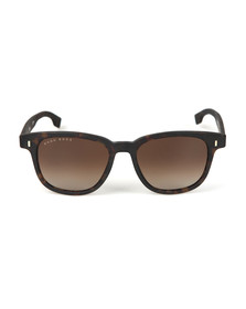 BOSS Mens Brown 0956/S Sunglasses