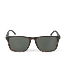 BOSS Mens Brown 0921/S Sunglasses
