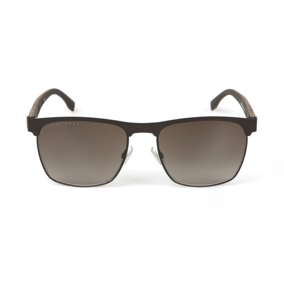 BOSS Mens Brown 0984/S Sunglasses