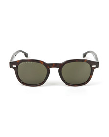 BOSS Mens Brown 0999/S Sunglasses