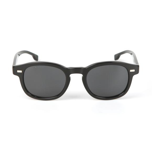 BOSS Mens Black 0999/S Sunglasses