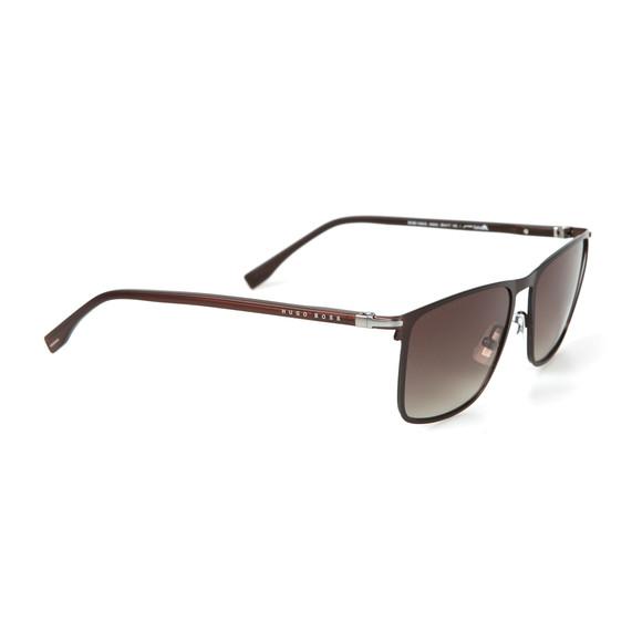 BOSS Mens Brown 1004/S Sunglasses