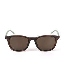 BOSS Mens Brown 0965/S Sunglasses