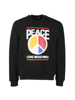 3D Peace Logo Sweatshirt