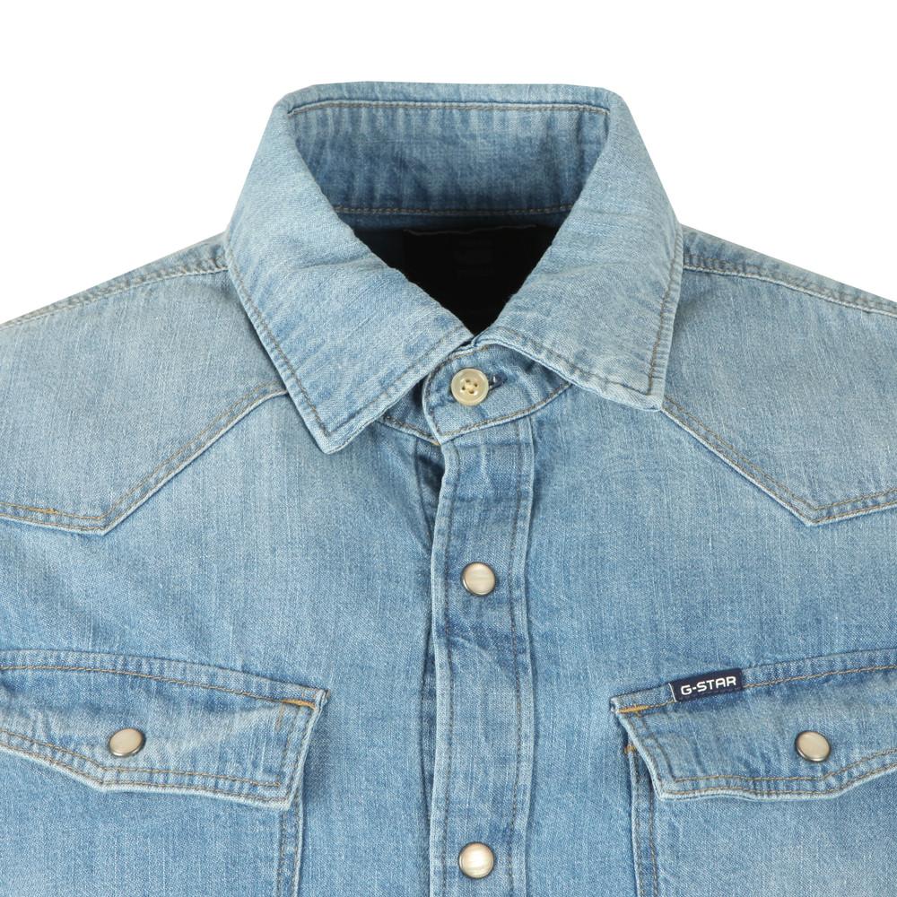 3301 Slim Denim Shirt main image