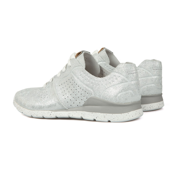 Ugg Womens Silver Tye Stardust Trainer main image