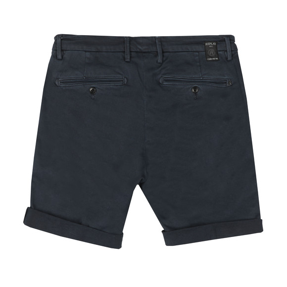 Replay Mens Blue Lehoen Hyperflex Short main image
