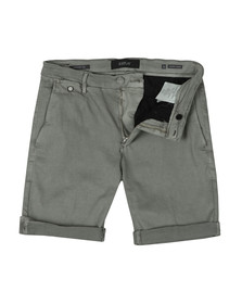 Replay Mens Beige Lehoen Hyperflex Short