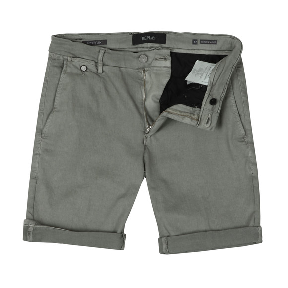 Replay Mens Green Lehoen Hyperflex Short main image