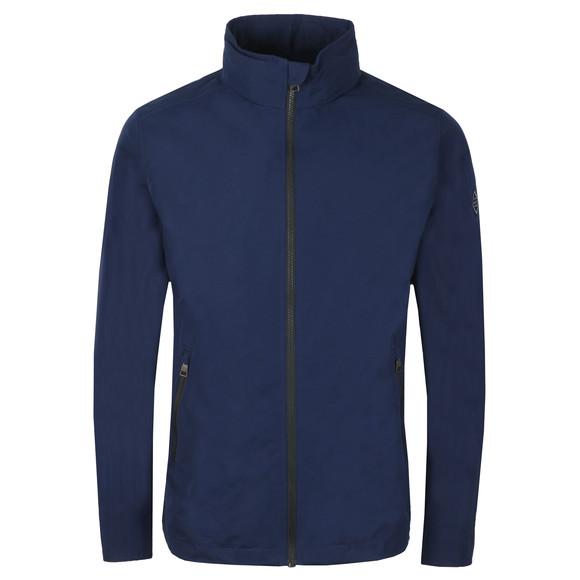 Gant Mens Blue The Coast Mid Jacket main image