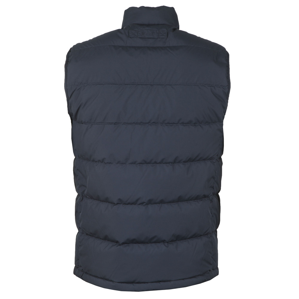 The Panel Down Vest main image
