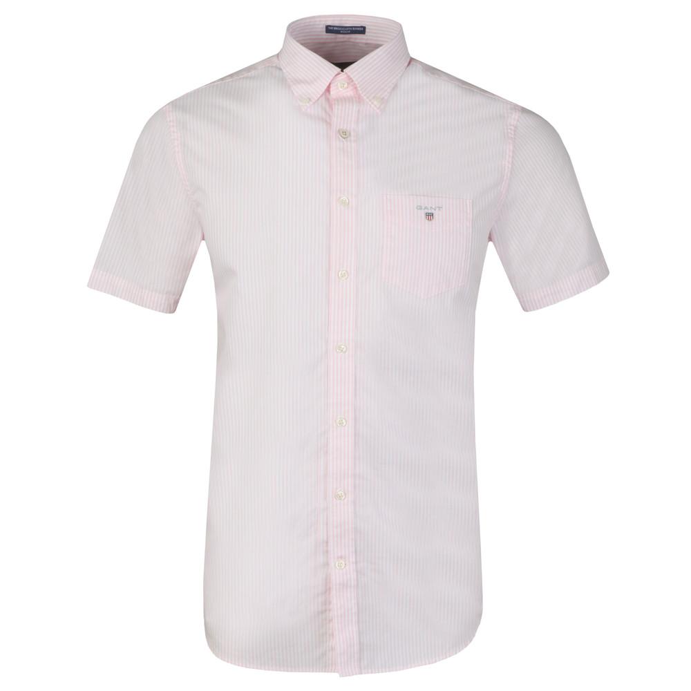 S/S Broadcloth Banker Shirt main image