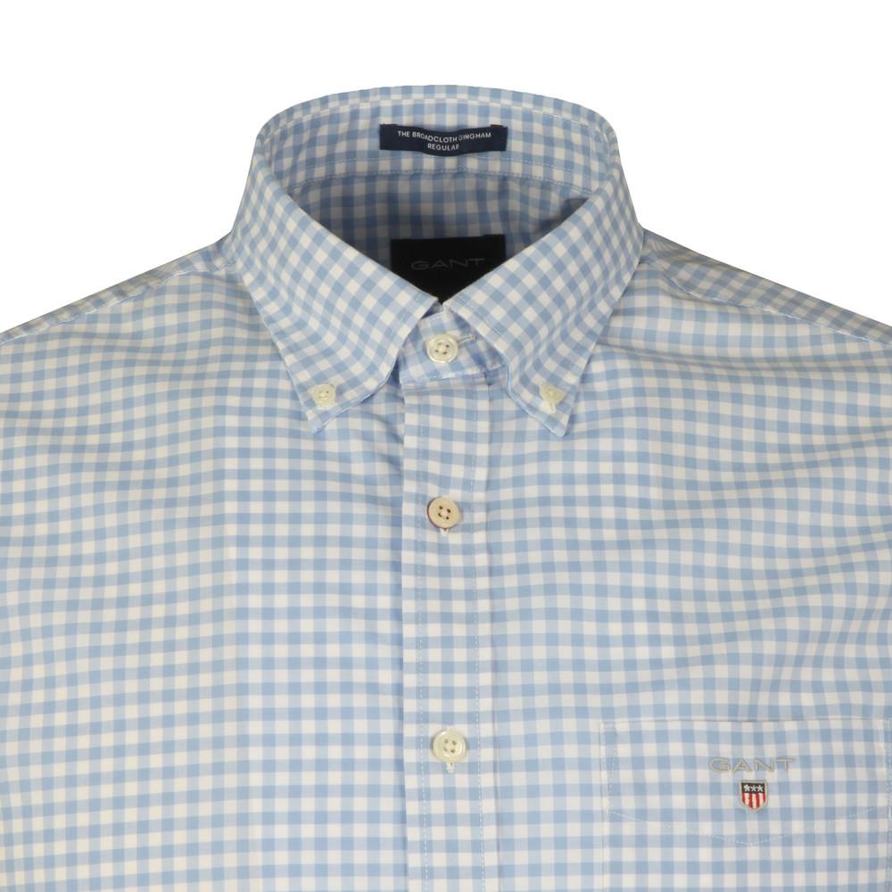 Broadcloth Gingham Shirt main image