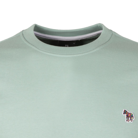 PS Paul Smith Mens Green Zebra Sweatshirt main image