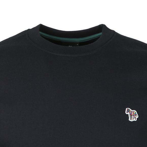 PS Paul Smith Mens Blue Zebra Sweatshirt main image
