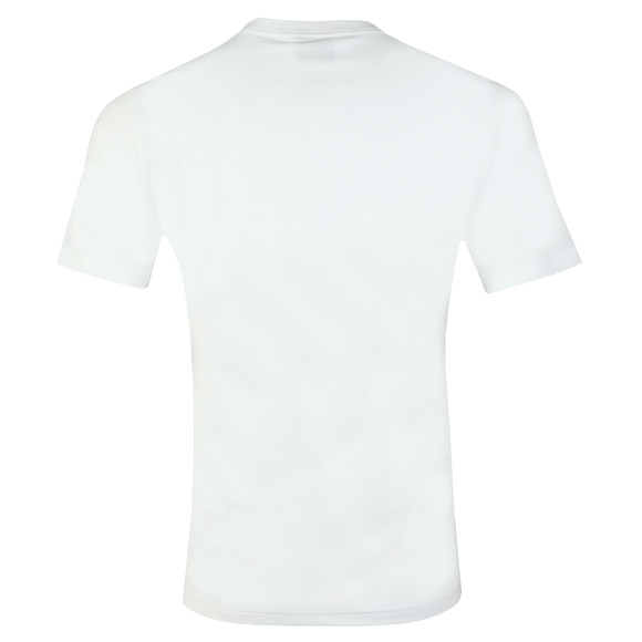 PS Paul Smith Mens White Zebra Tee main image