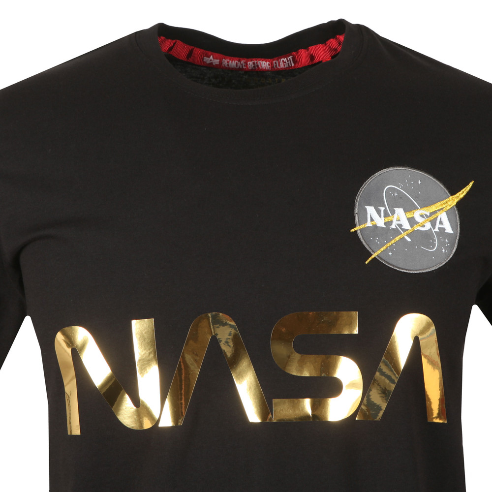 NASA Reflective T Shirt main image