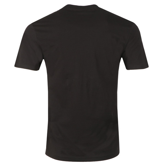 Alpha Industries Mens Black NASA Reflective T Shirt main image