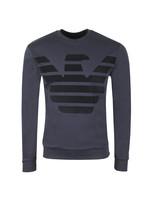 Large Felt Logo Sweatshirt