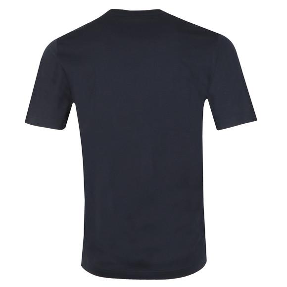 Diesel Mens Blue Division Crew T-Shirt main image