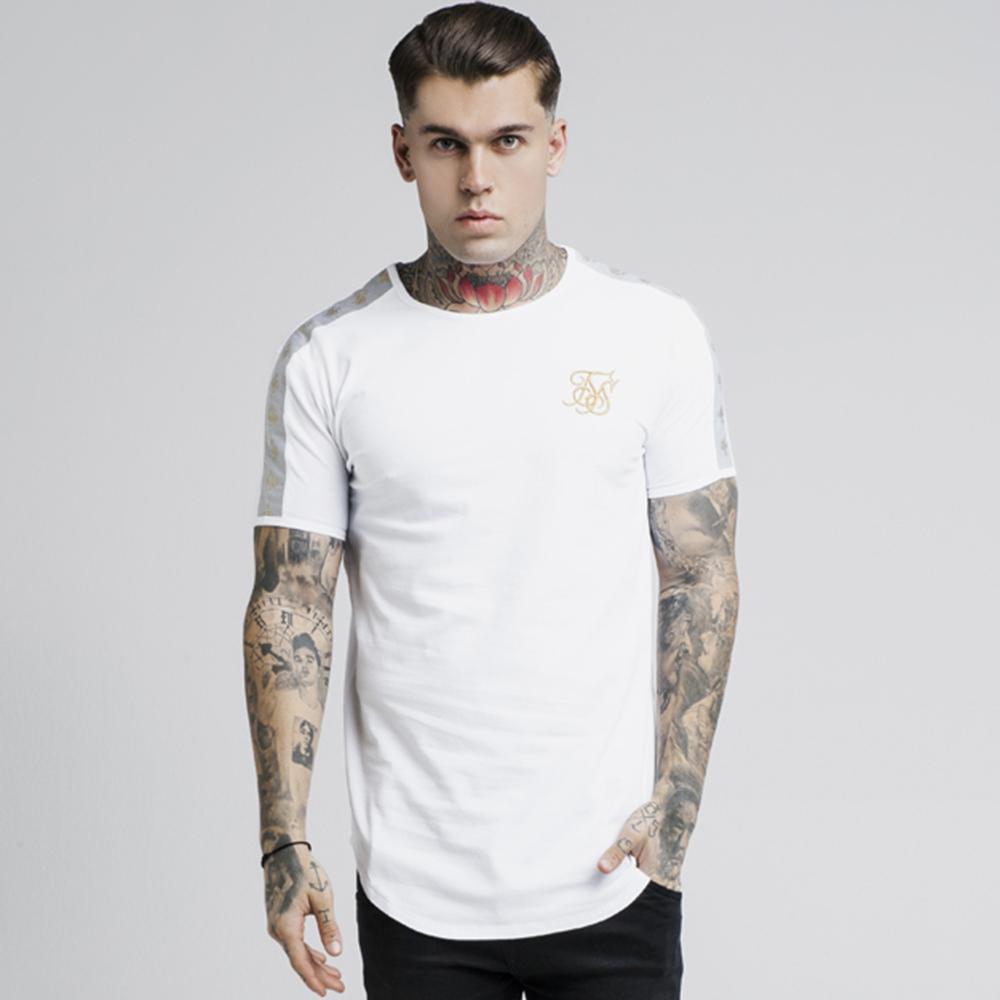 Lurex Gold Tape T-Shirt main image