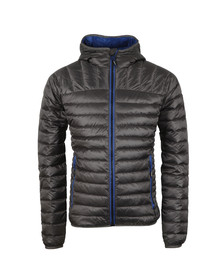 Superdry Mens Black Chromatic Core Down Jacket