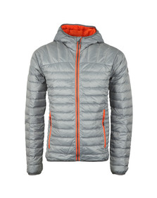 Superdry Mens Grey Chromatic Core Down Jacket