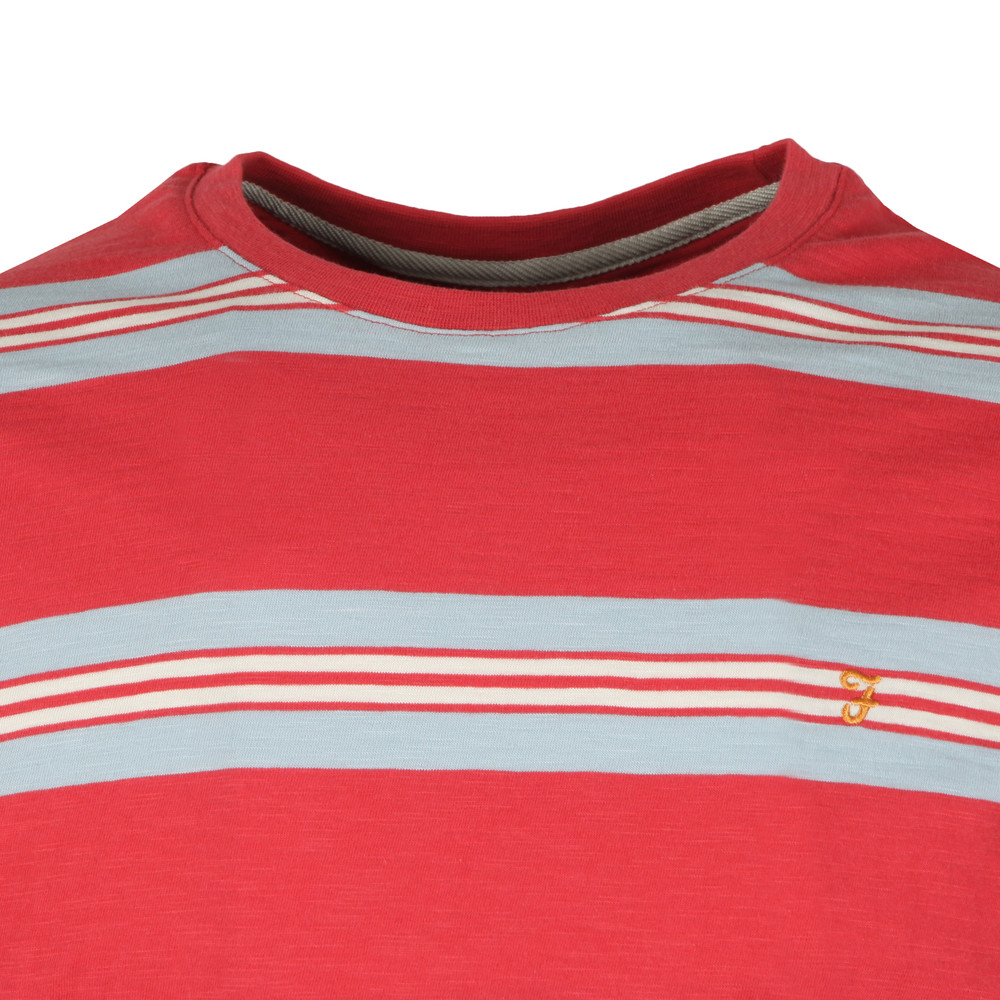 Elkin Multi Stripe Tee main image