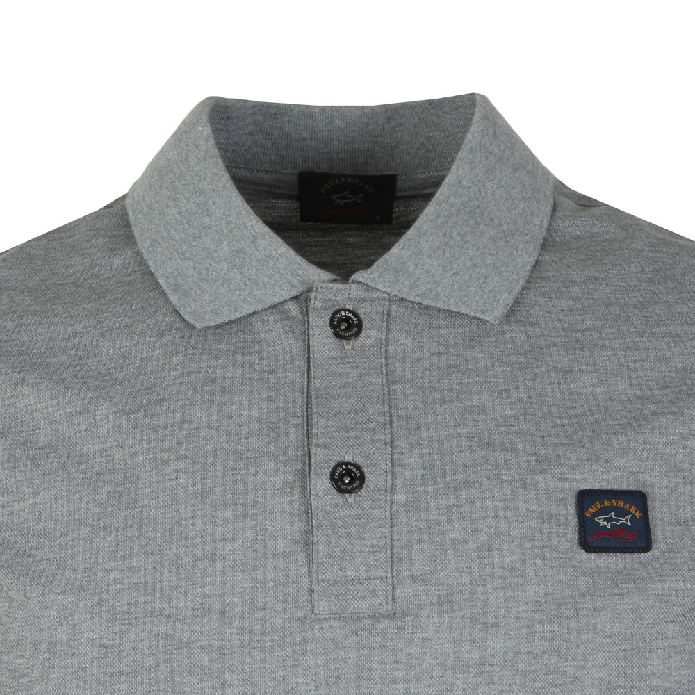 Chest Badge Polo Shirt main image
