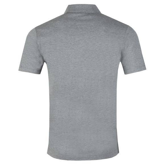 Paul & Shark Mens Grey Chest Badge Polo Shirt main image