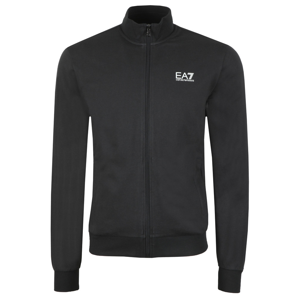 Small Rubber Logo Full Zip Tracksuit main image