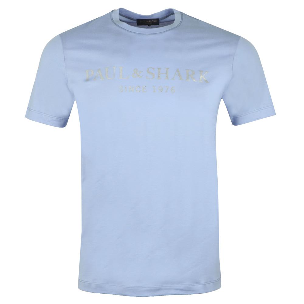 Silver Logo T Shirt main image