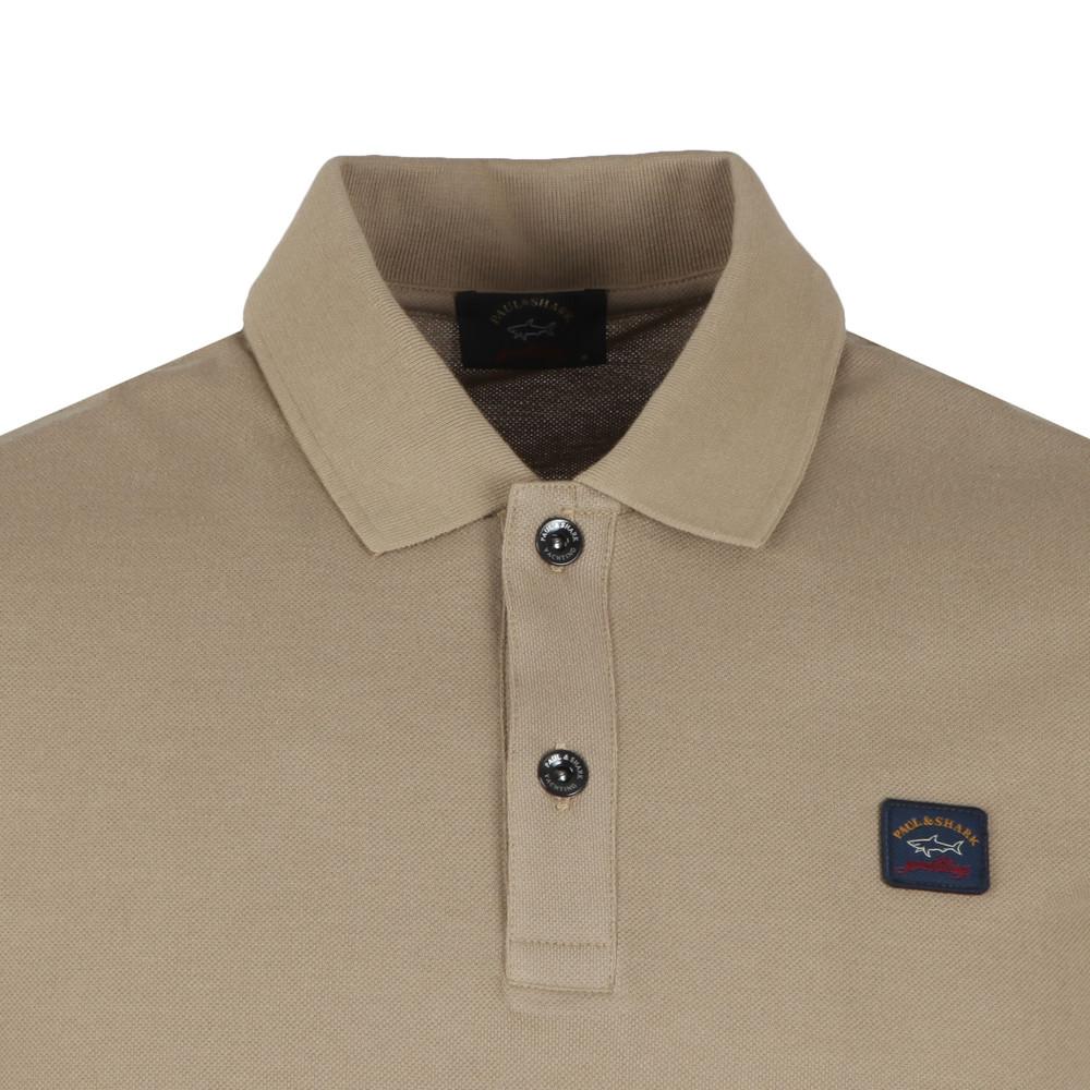 Chest Badge Polo Shirt main image