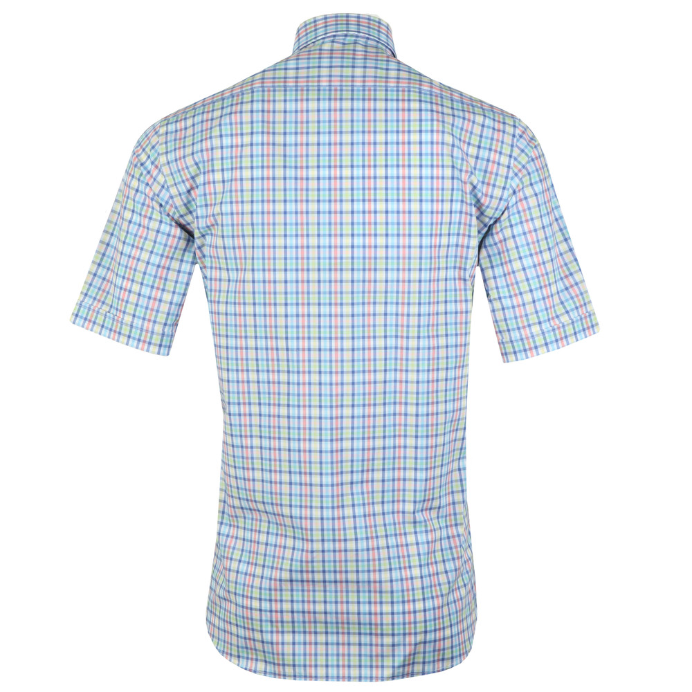 Multi Check Shirt Short Sleeve main image