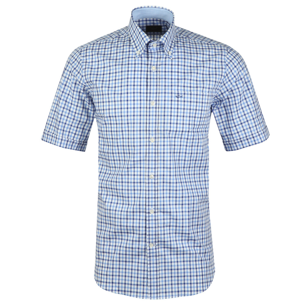 Check Short Sleeve Shirt