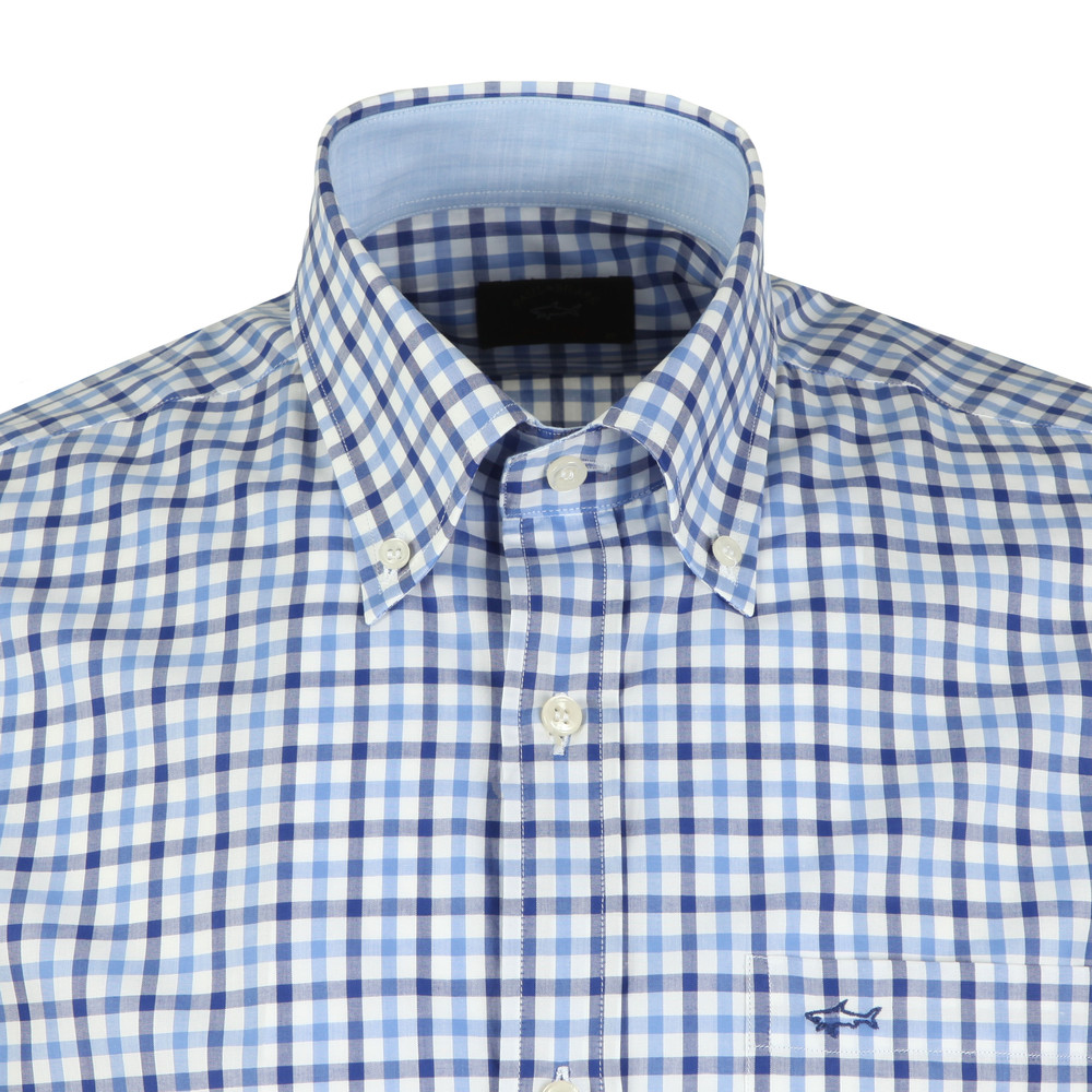 Check Short Sleeve Shirt main image