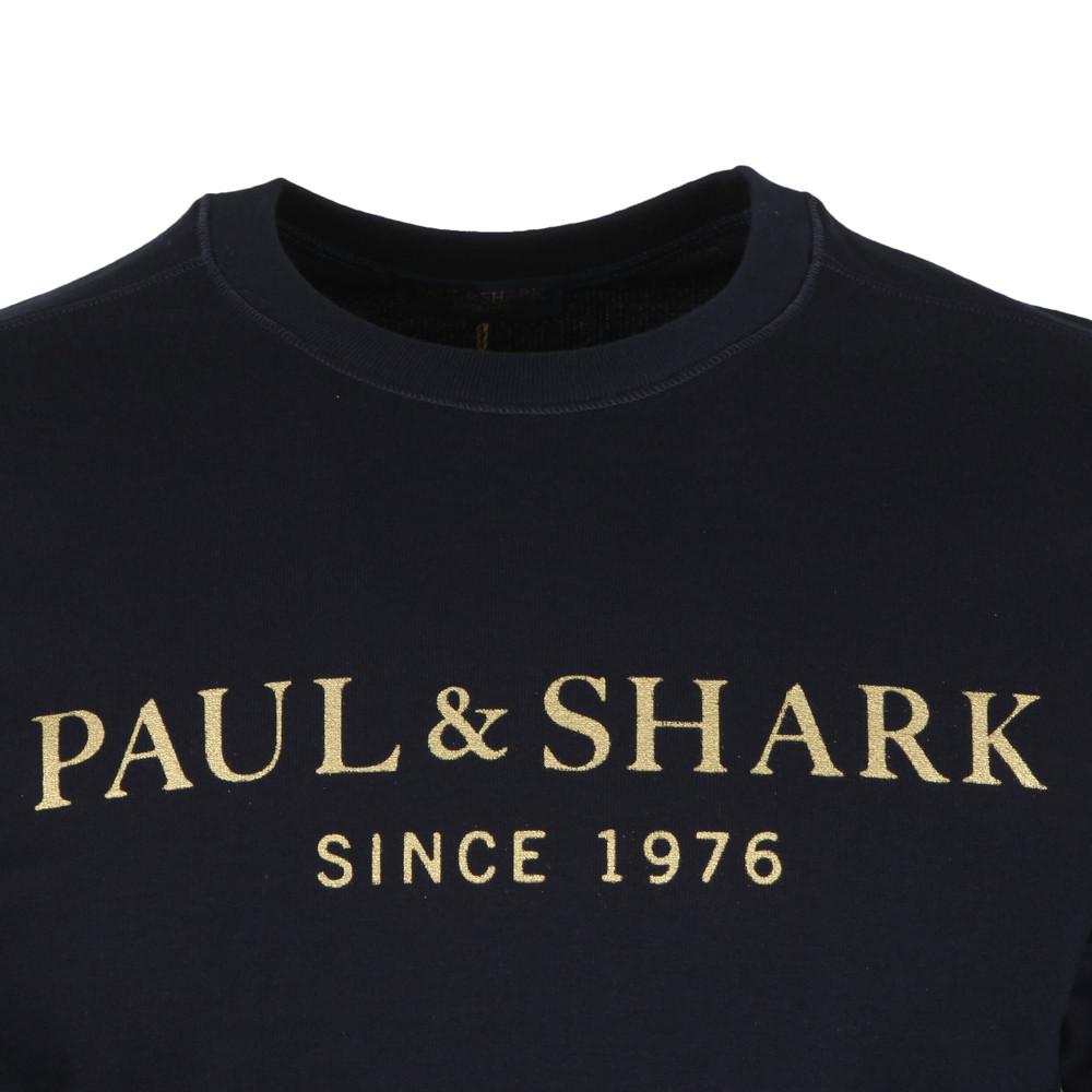 Gold Logo Sweatshirt main image