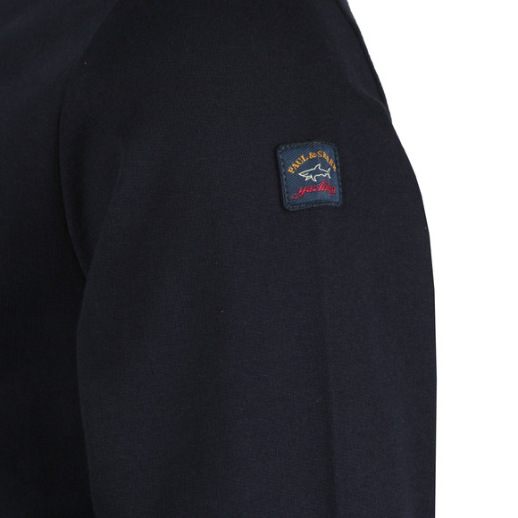 Paul & Shark Mens Blue Full Zip Sweatshirt main image