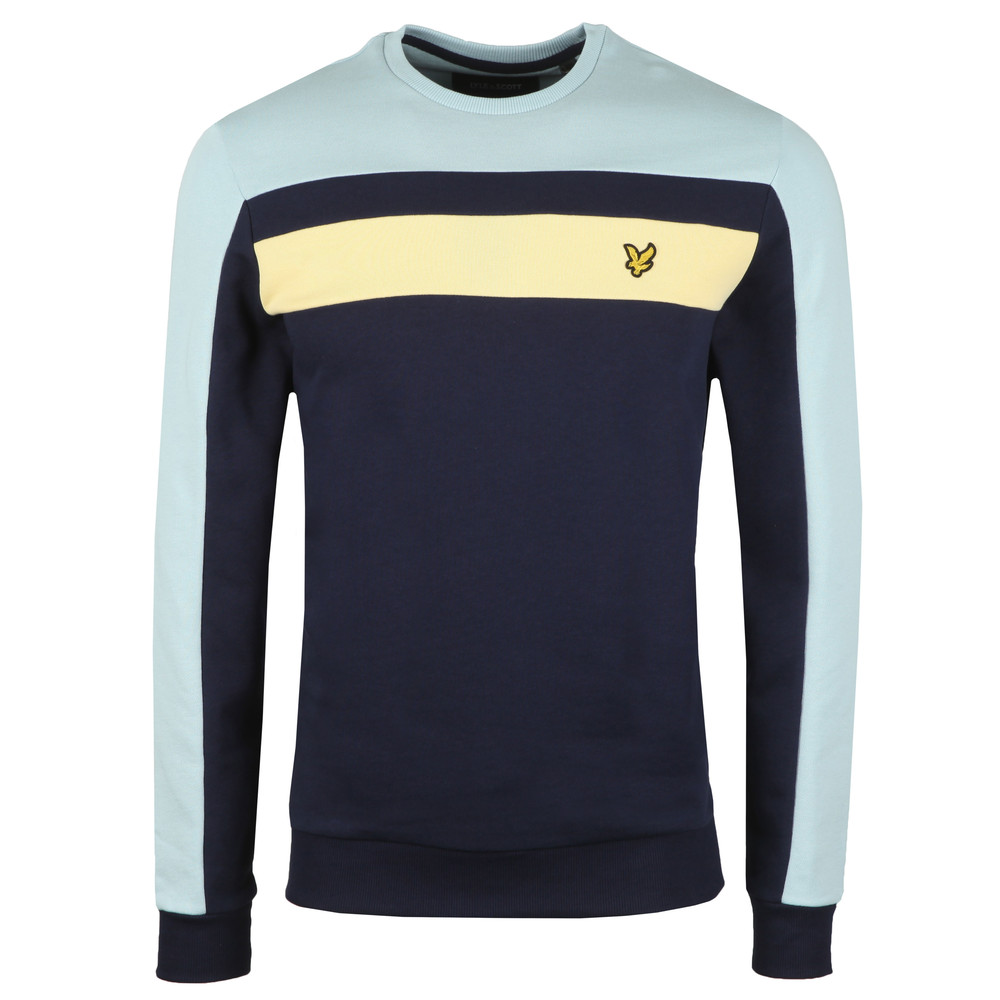 Colour Block Sweatshirt main image