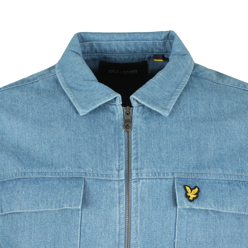Summer Denim Overshirt main image